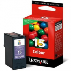 Lexmark 15 color originál