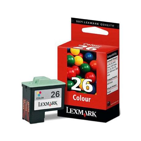 Lexmark 26 Color originál