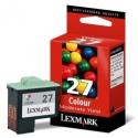 Lexmark 27 color originál