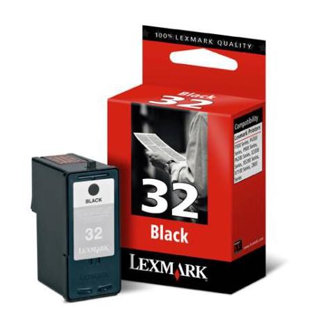 Lexmark 32 BK originál