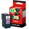 Lexmark 33 color originál