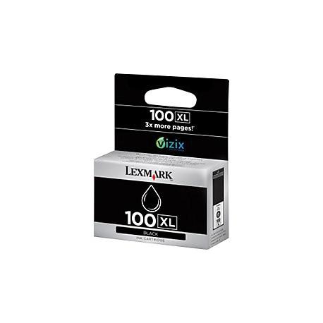 Lexmark 100 XL BK originál