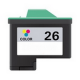 Lexmark 26 color repasovaná