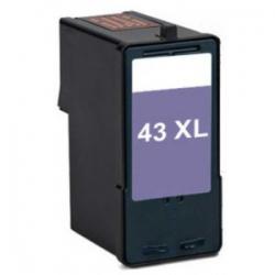 Lexmark 43 XL color repasovaná