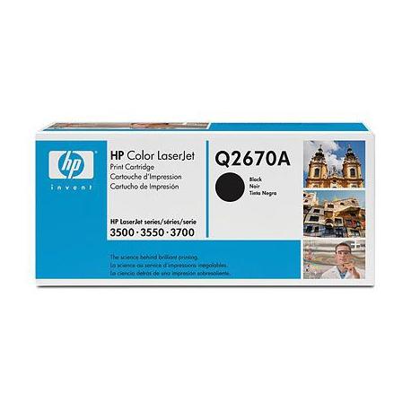 Q2670A BK originál