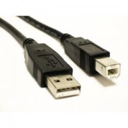 ROLINE USB 2.0 propojovací čierny