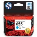 HP 655 CMY originál 600 str.