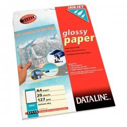 Fotopapier A4 Glossy 127g/20