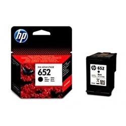 HP no.652A BK F6V25AE originál