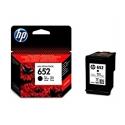 HP 652 BK F6V25AE originál 360str.