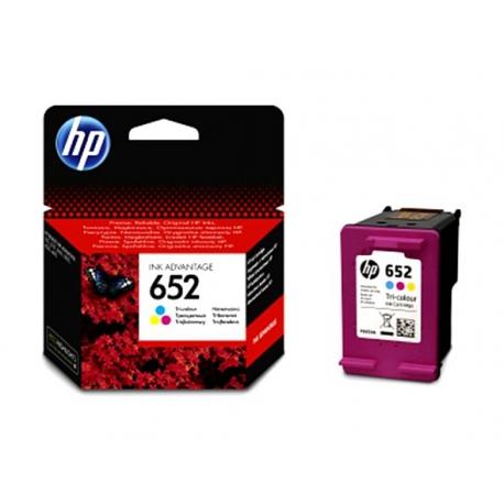 HP no.652A Trikolor F6V24AE originál