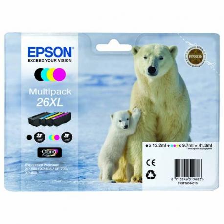 Epson 26XL T2636 Multipack originál