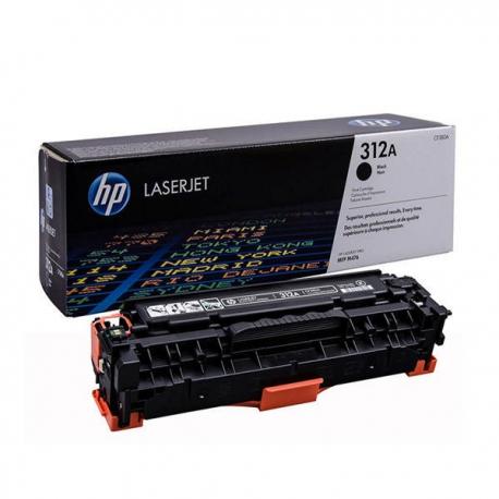 HP CF380A 312A BK originál
