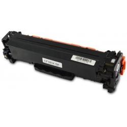 HP CF380X 312X BK repasovaná