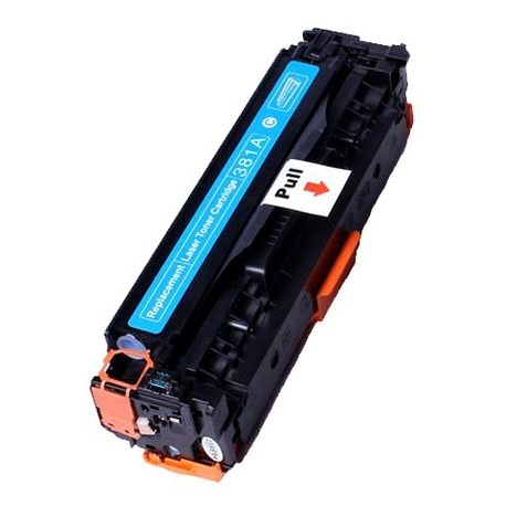 HP CF381A 312A BK kompatibil