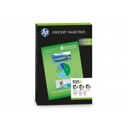 HP no.935 XL CMY PACK originál