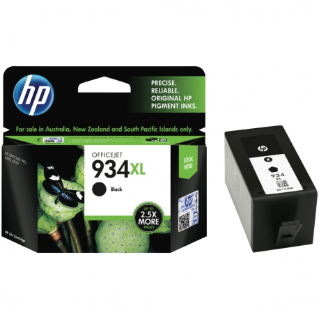 HP no.934 XL BLK originál