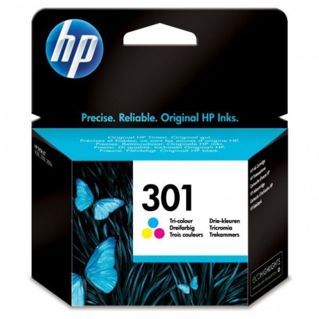 HP no.301 Color originál