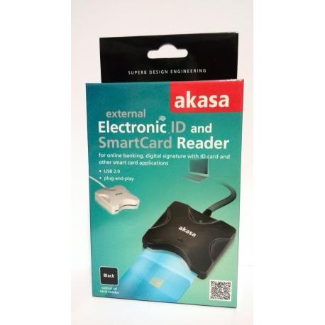 USB čítačka eiD kariet pre občianske preukazy