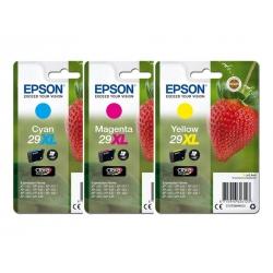 Epson 29XL CMY C13T2992-44012originál
