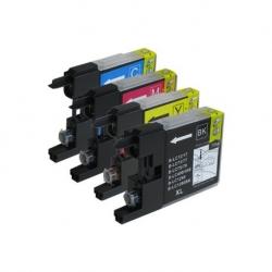 LC-1240 XL CMYK kompatibil