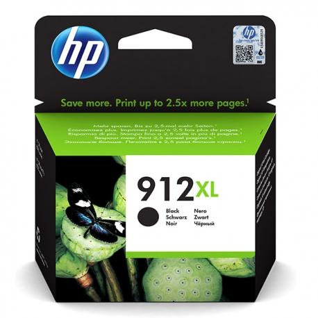 HP no.912 XL BK 3YL84AE originál 825str.