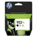 HP no.953 XL K originál 2000str. 43ml