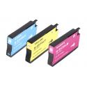 HP no.953 XL CMY kompatibil 1600str. 26ml
