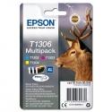 Epson C13T13064012 T1306 XL CMY pack originál