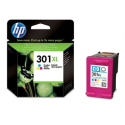 HP 301XL Color originál
