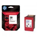 HP no.58 color photo originál